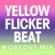 Yellow Flicker Beat (Workout Mix) - Power Music Workout
