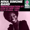 Improvisation 1 Remastered Live at New York City Studio 1961 Single
