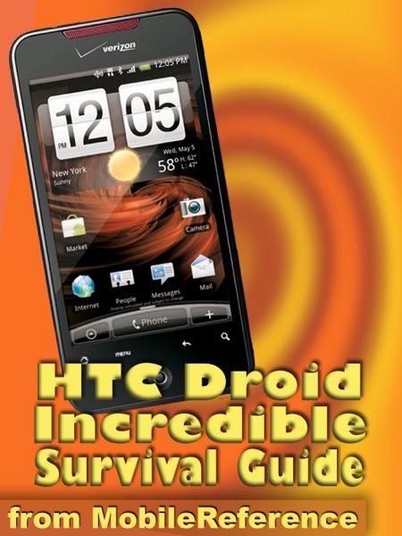 HTC INCREDIBLE S QUICK MANUAL Pdf Download