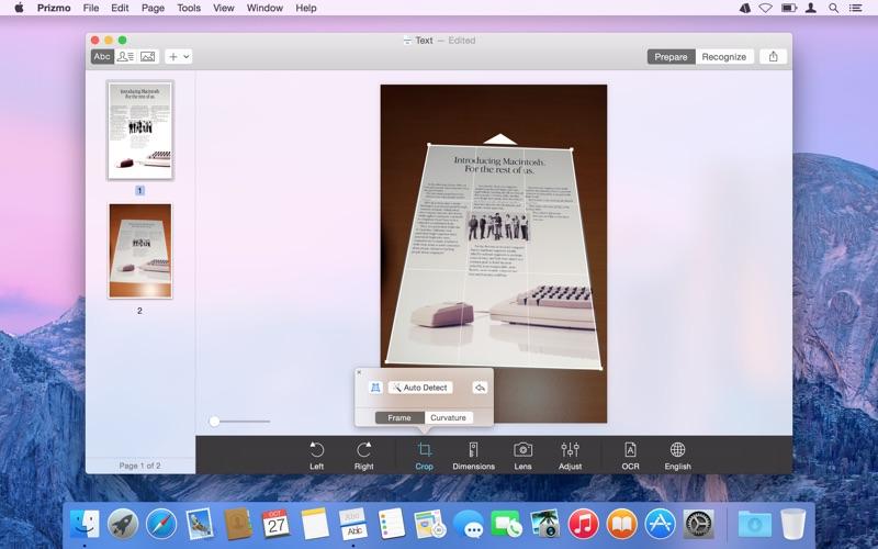 Prizmo 3 - Scanning & OCR Screenshots