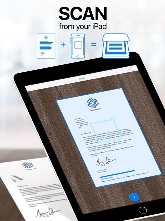 iScanner - PDF Document Scan. Screenshots