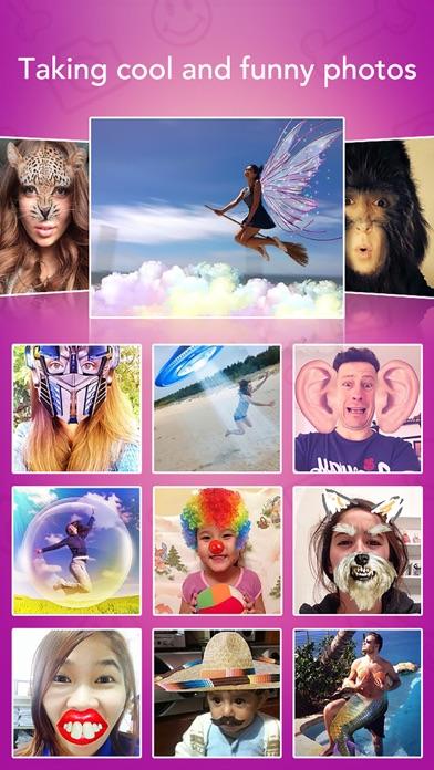 SnapFun Pro - magic camera Screenshots
