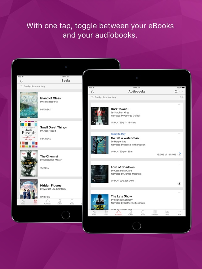 Ebook Reader on the App Store - iTunes - Apple