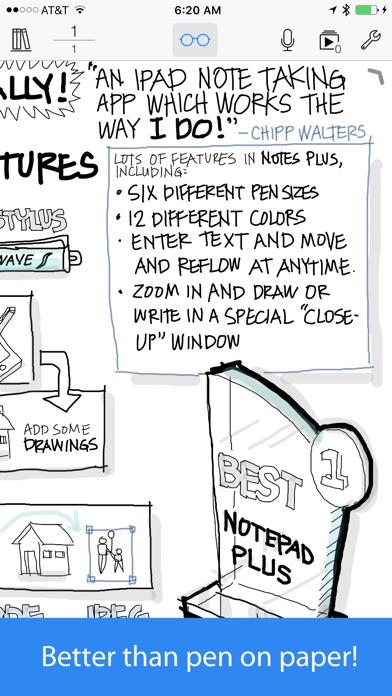 Notes Plus Screenshots