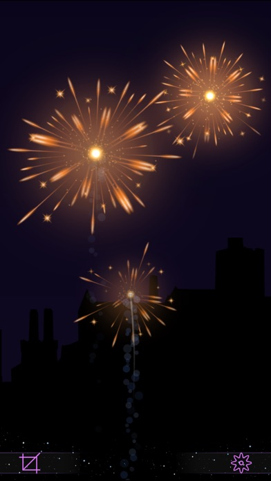 happy firework for iphone