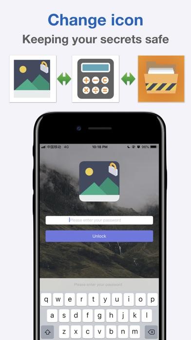 PicLock : Private Photo Vault Screenshots