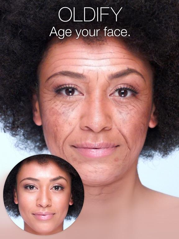 Oldify - Old Face App Screenshots