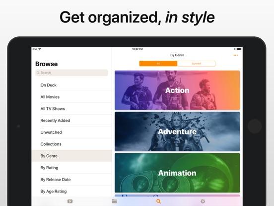Infuse Pro 5 Screenshots
