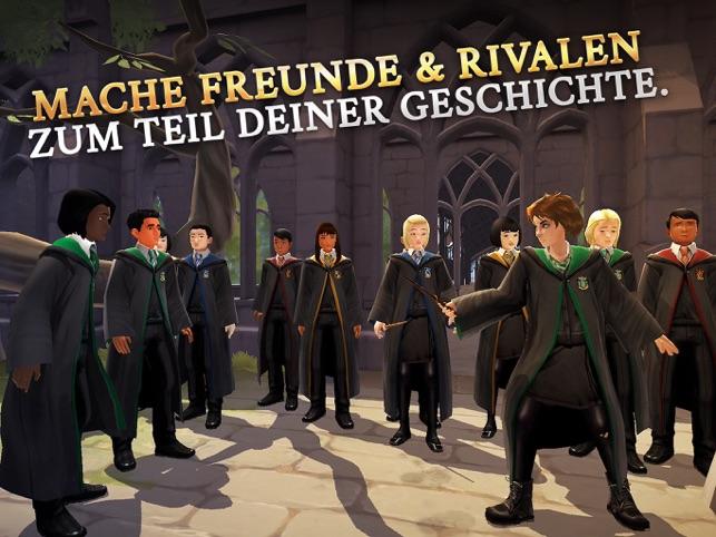 Harry Potter: Hogwarts Mystery ab sofort als App erhältlich