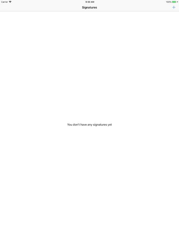 Email Signature Pro Screenshots