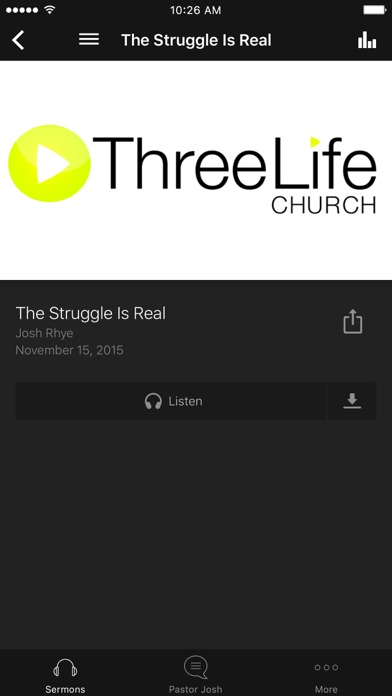threelife app 截图