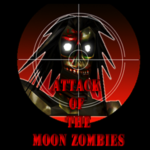 Attack of the Moon Zombies for iPad -Free-