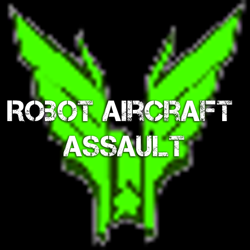 Robot Aircraft Assault for iPad -Free- icon