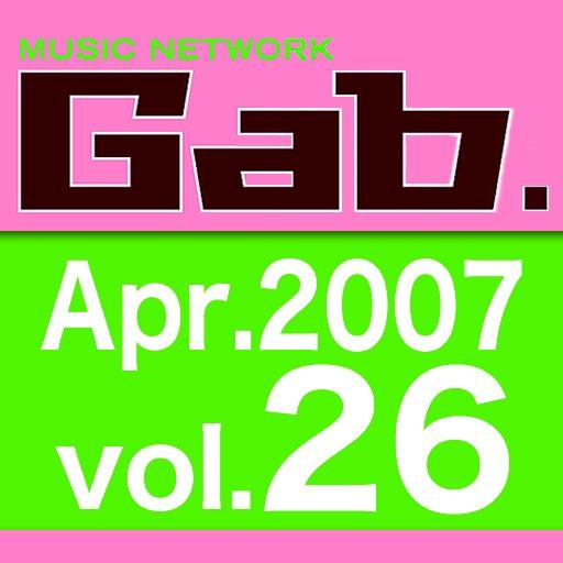 Gab. vol.26 icon