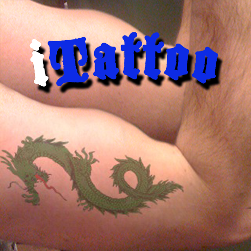 iTattoo - The FREE body Tattooing App