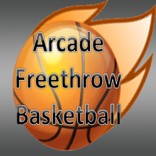 Arcade Free Throw Basketball for iPad -Free- icon