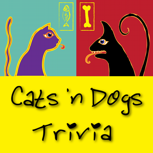 Unofficial Cats 'n Dogs Trivia - Free icon