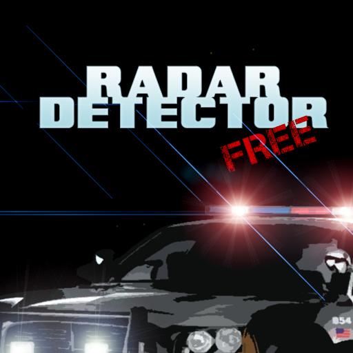 Radar Detector Free icon
