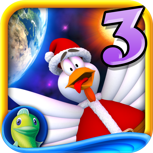 Chicken Invaders 3: Revenge of the Yolk Christmas Edition icon
