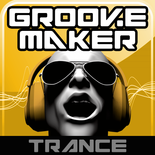 GrooveMaker Trance for iPad icon