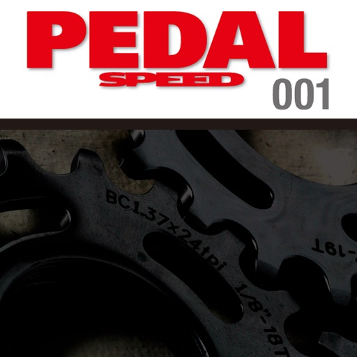 PEDAL SPEED Vol.01