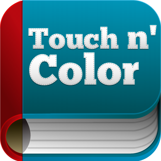 Touch N Color -  Free Coloring Books