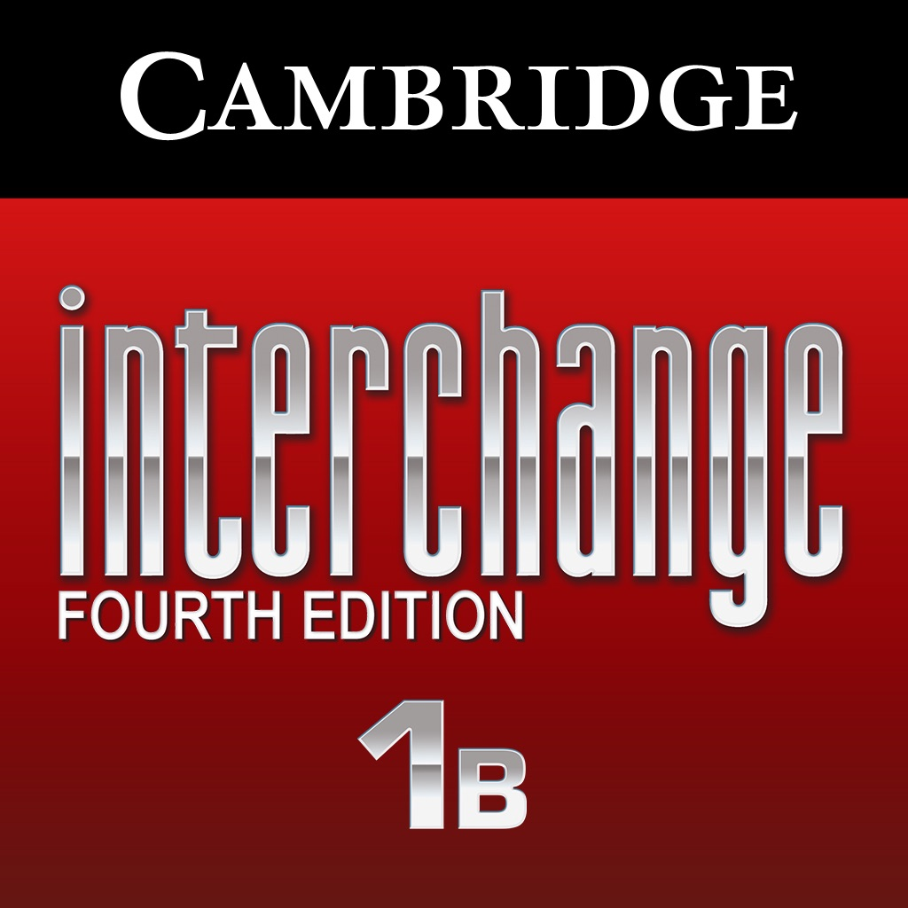 Interchange Fourth Edition, Level 1 B