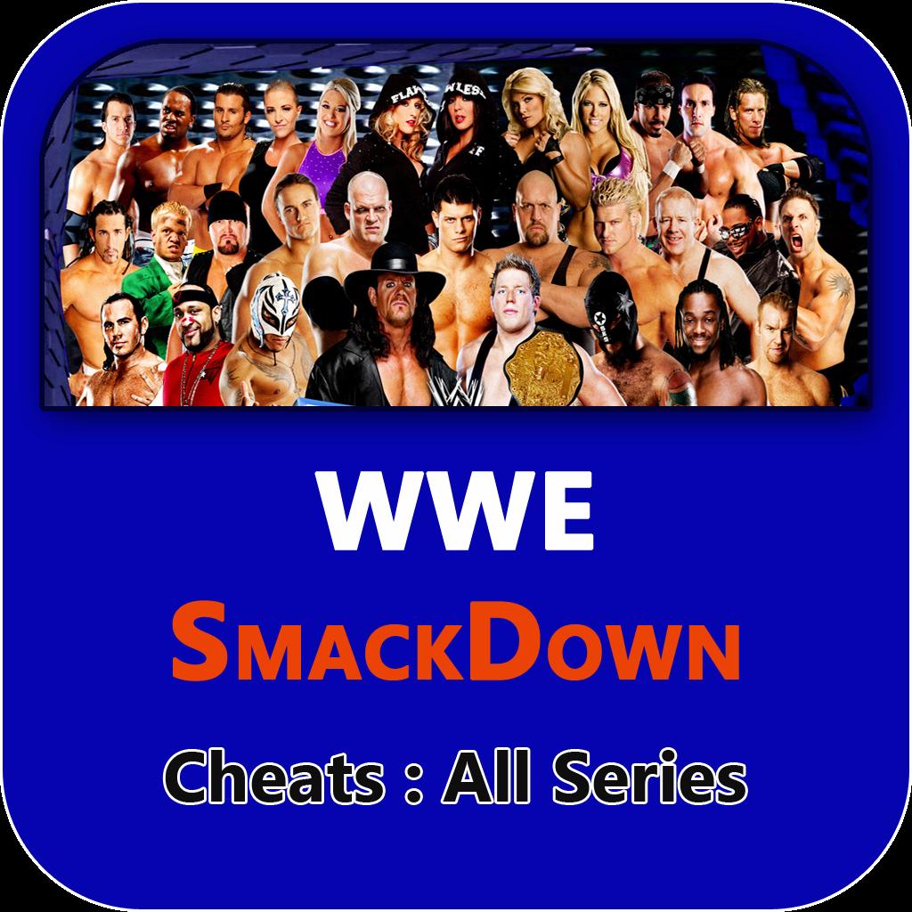 WWE SmackDown All Cheats + Unlock Passwords, Codes, Trophies