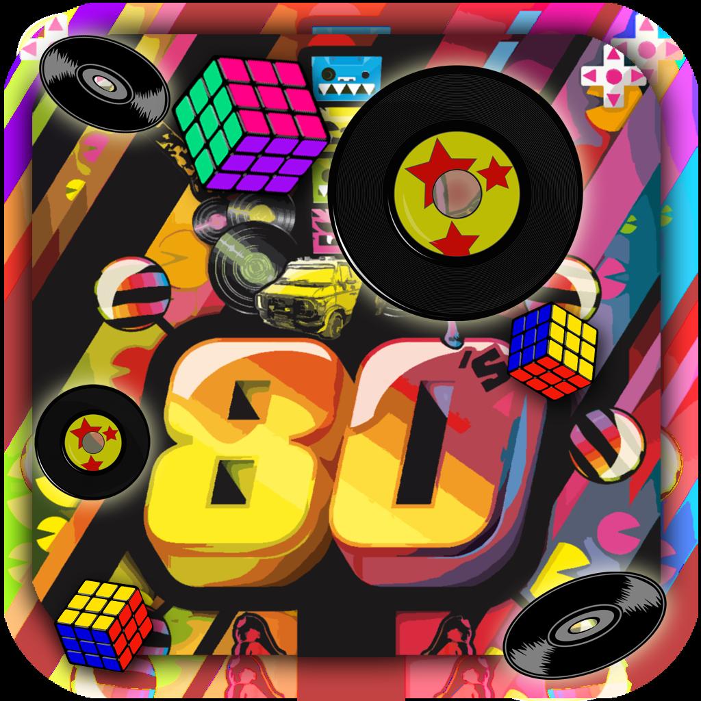 80's Trivia - FREE icon