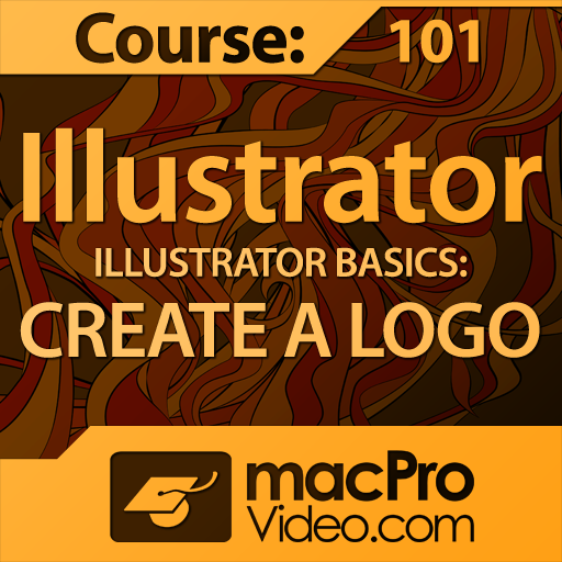 Course For Illustrator CS6 101 - Illustrator Basics - Create A Logo