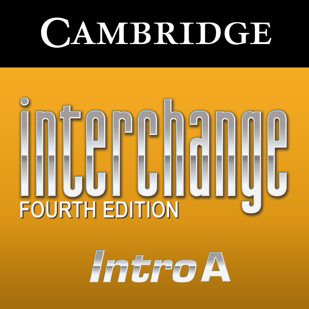 Interchange Fourth Edition, Level Intro A