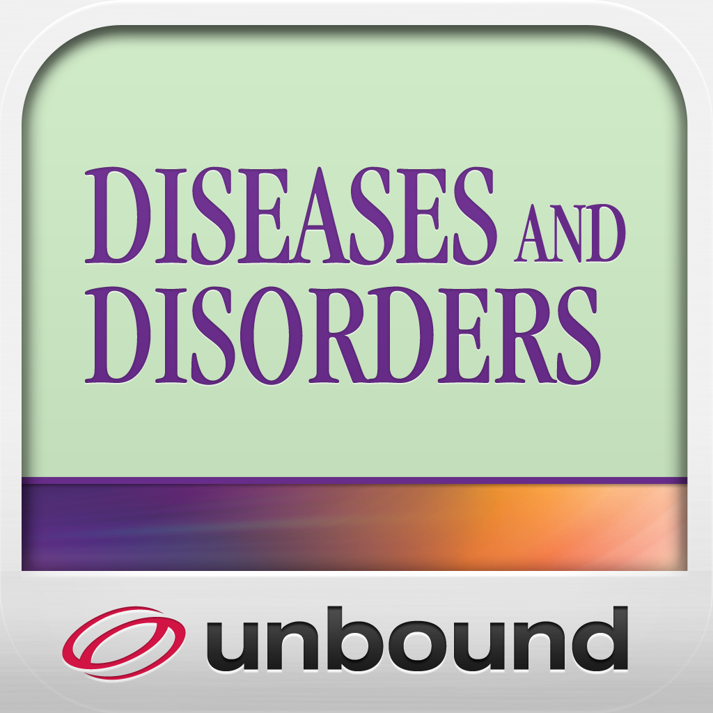 Diseases and Disorders icon