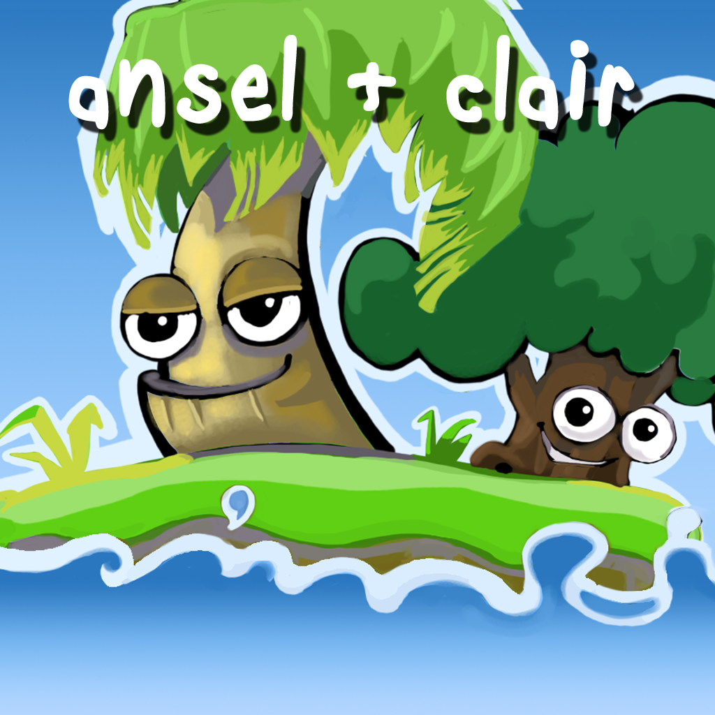 Ansel and Clair: Little Green Island