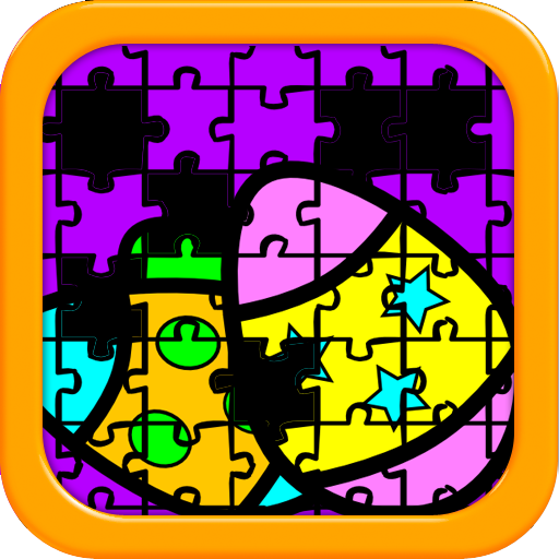 Puzzle Me - Easter Edition - Free hopping bunni...
