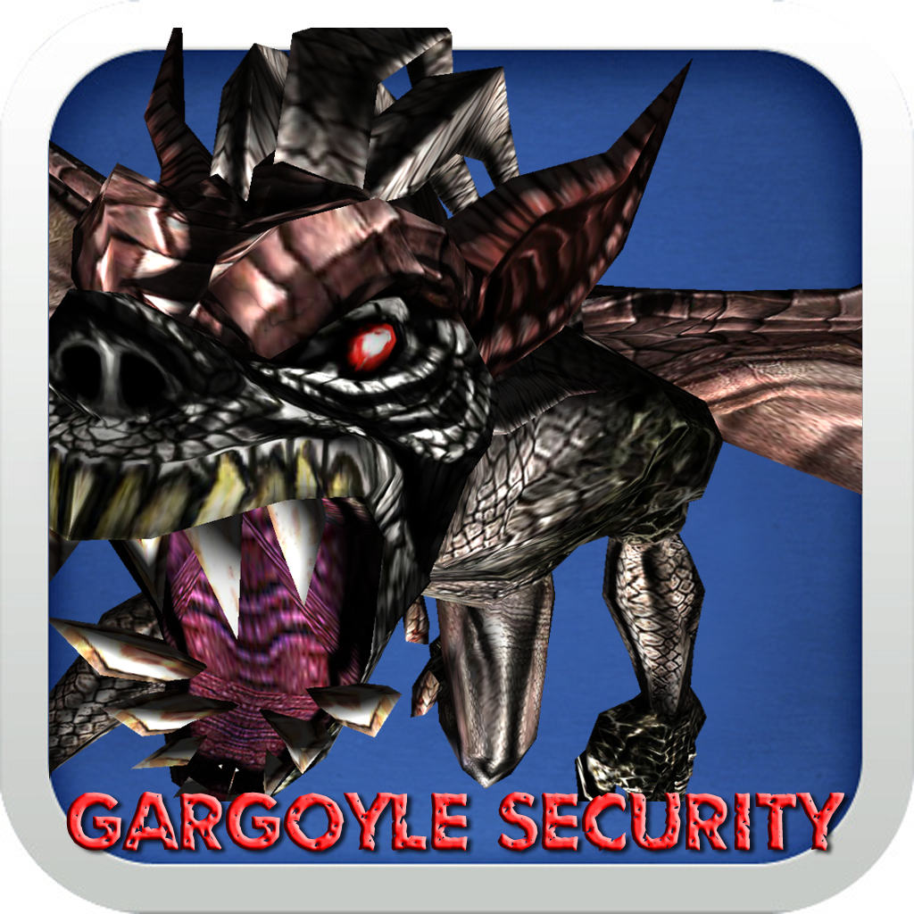 Halloween Gargoyle Security 3D - Free