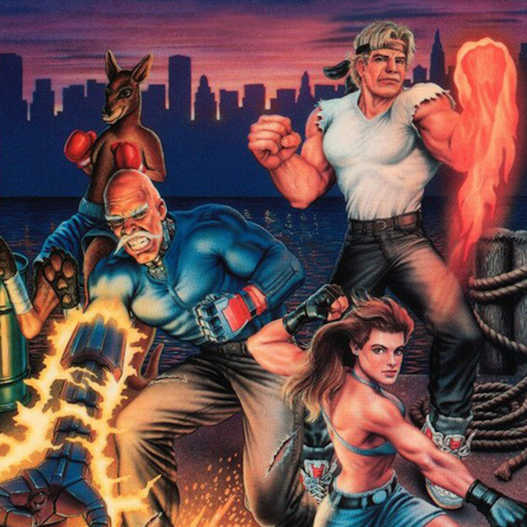 Streets of Rage 3 icon