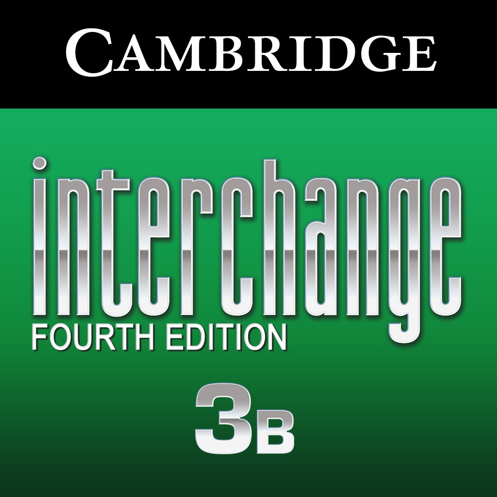 Interchange Fourth Edition, Level 3 B