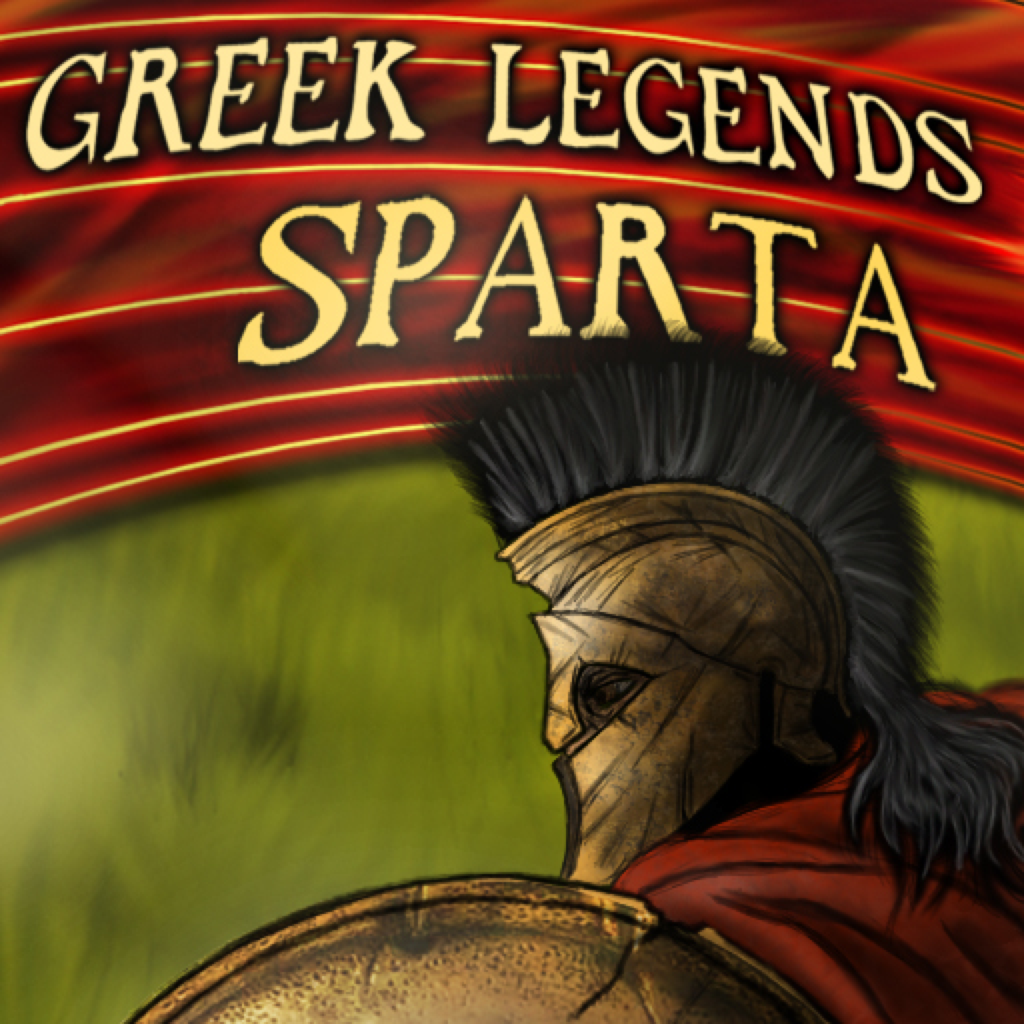 Greek Legends - Sparta!
