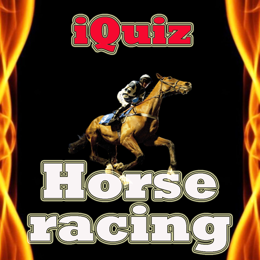iQuiz for Horse racing ( Sports History Rider Team and Basic Trivia )