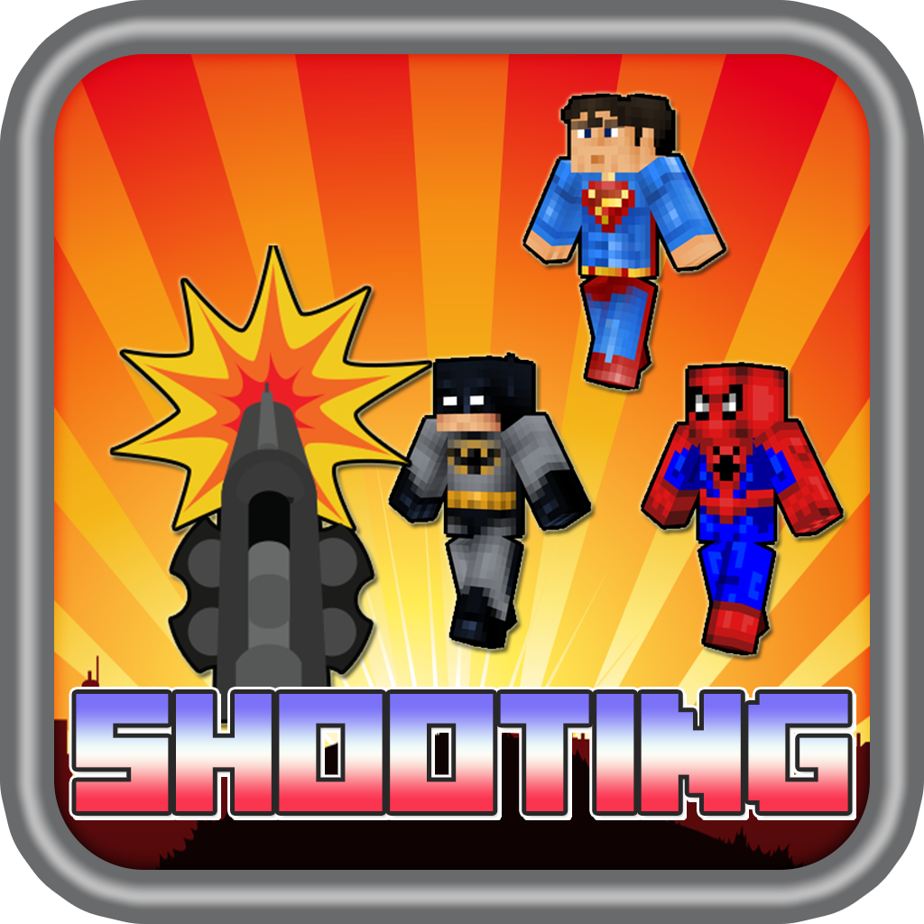 Super Hero 2D Shooting and Hunt Free -