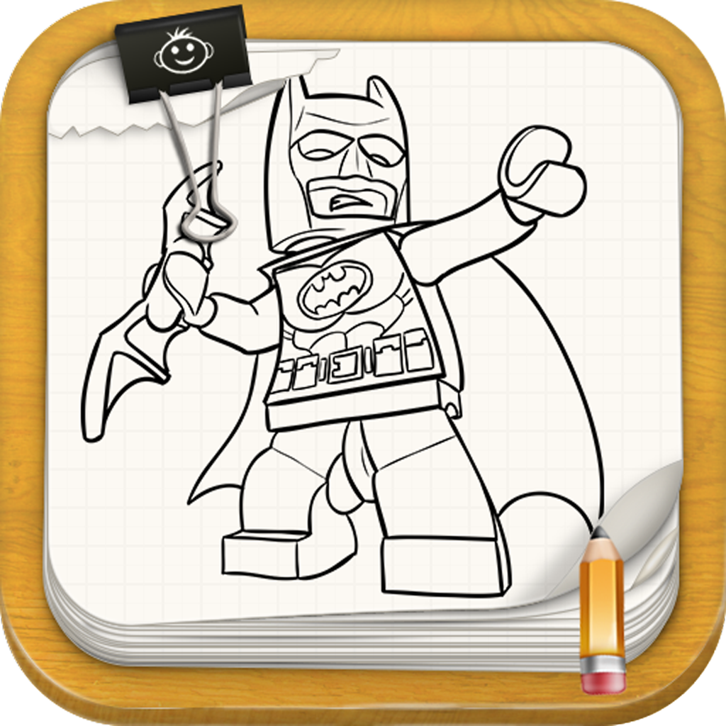 Learn To Draw : Superheroes Version For Lego