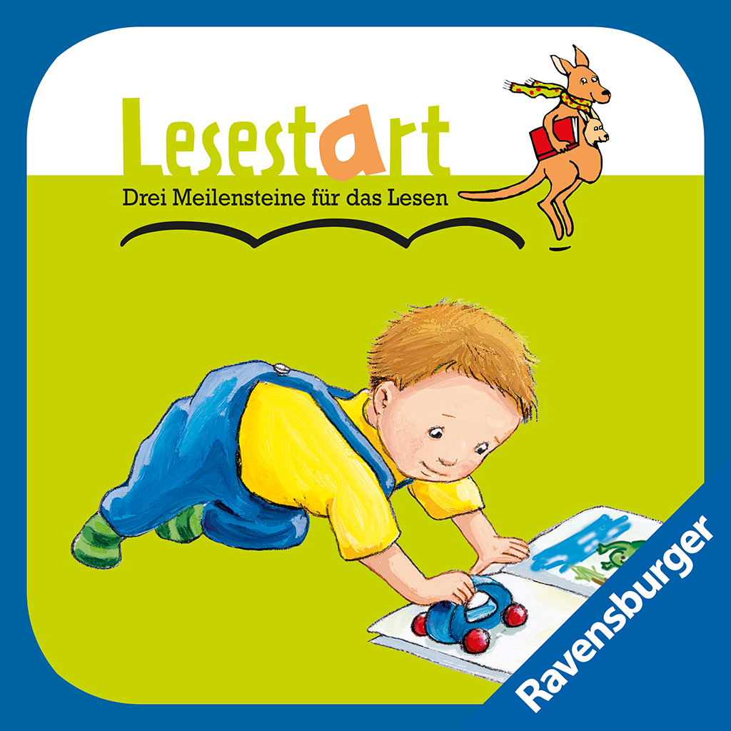 Ravensburger Lesestart icon