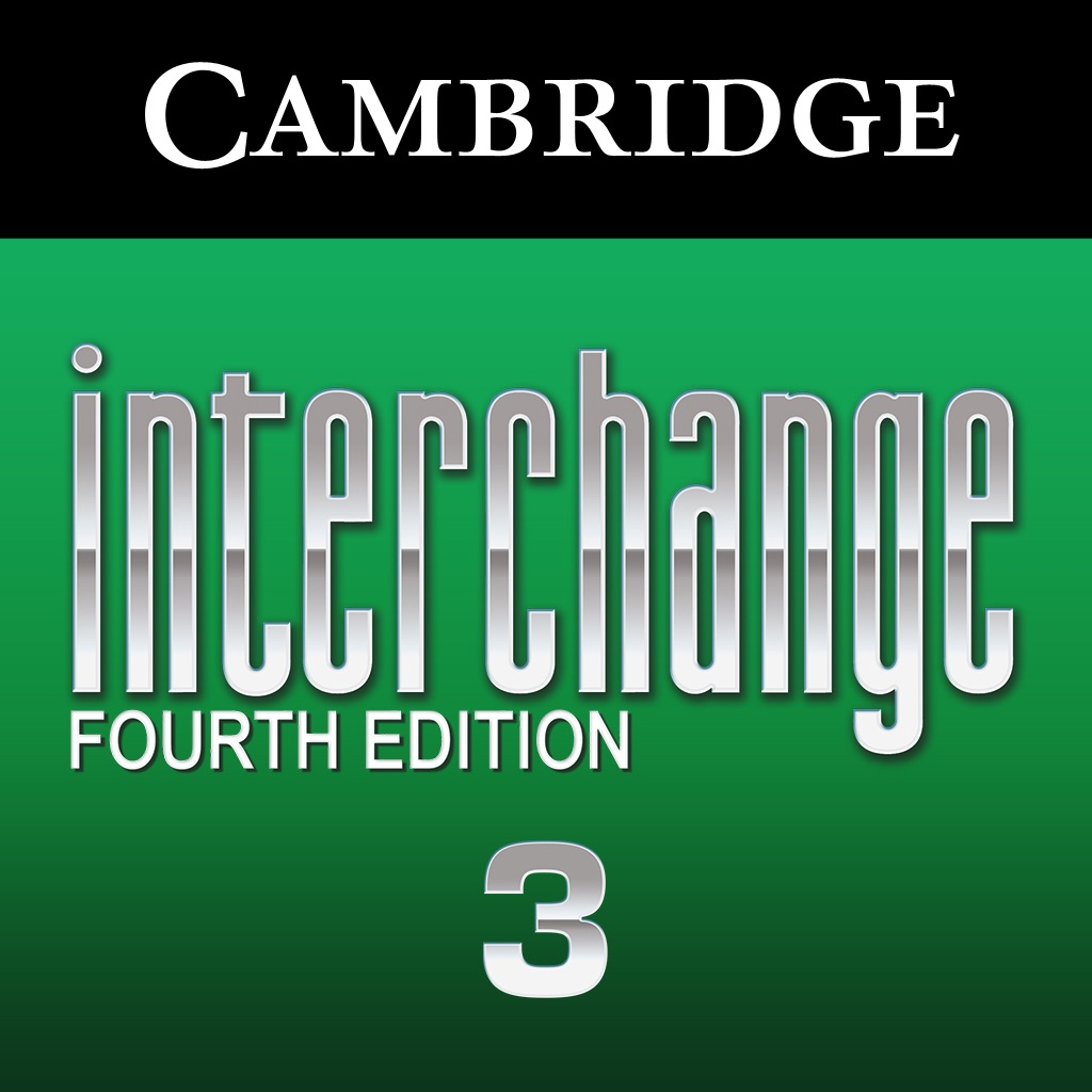 Interchange Fourth Edition, Level 3