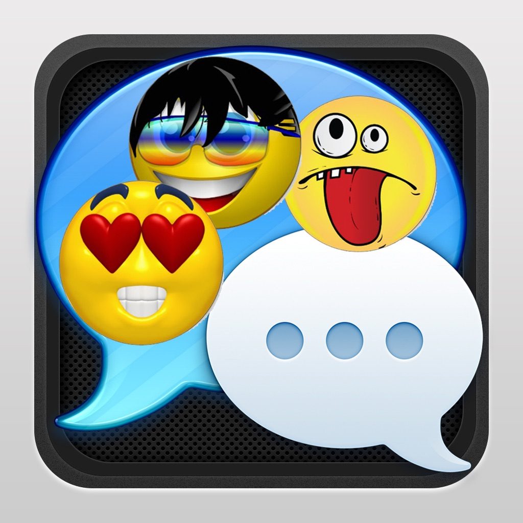 Animated Stickers App - Whats Funny Ebuddy Chat Emoji Icons
