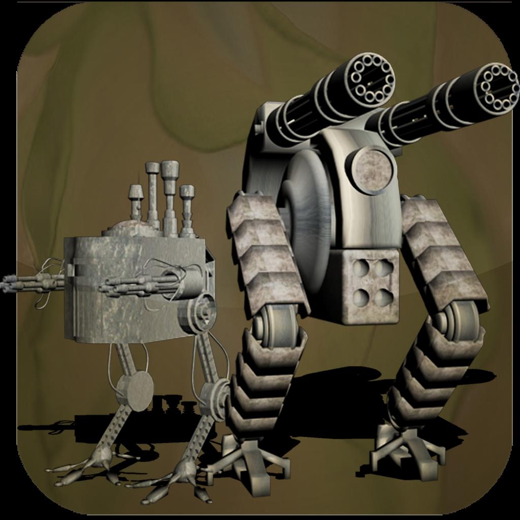 War Bot Builder 3D - Battle Robots Pro