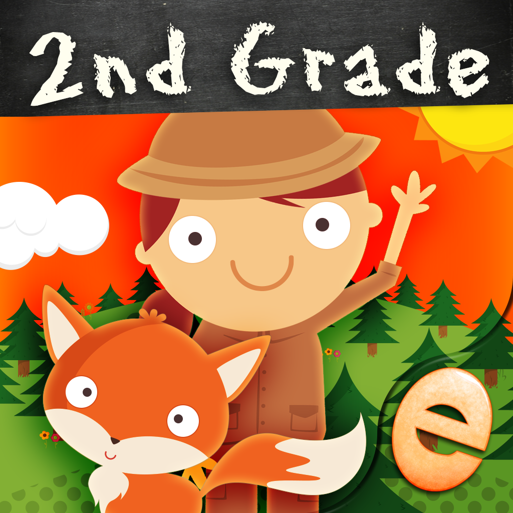 Animal Second Grade Math Games for Kids with Skills