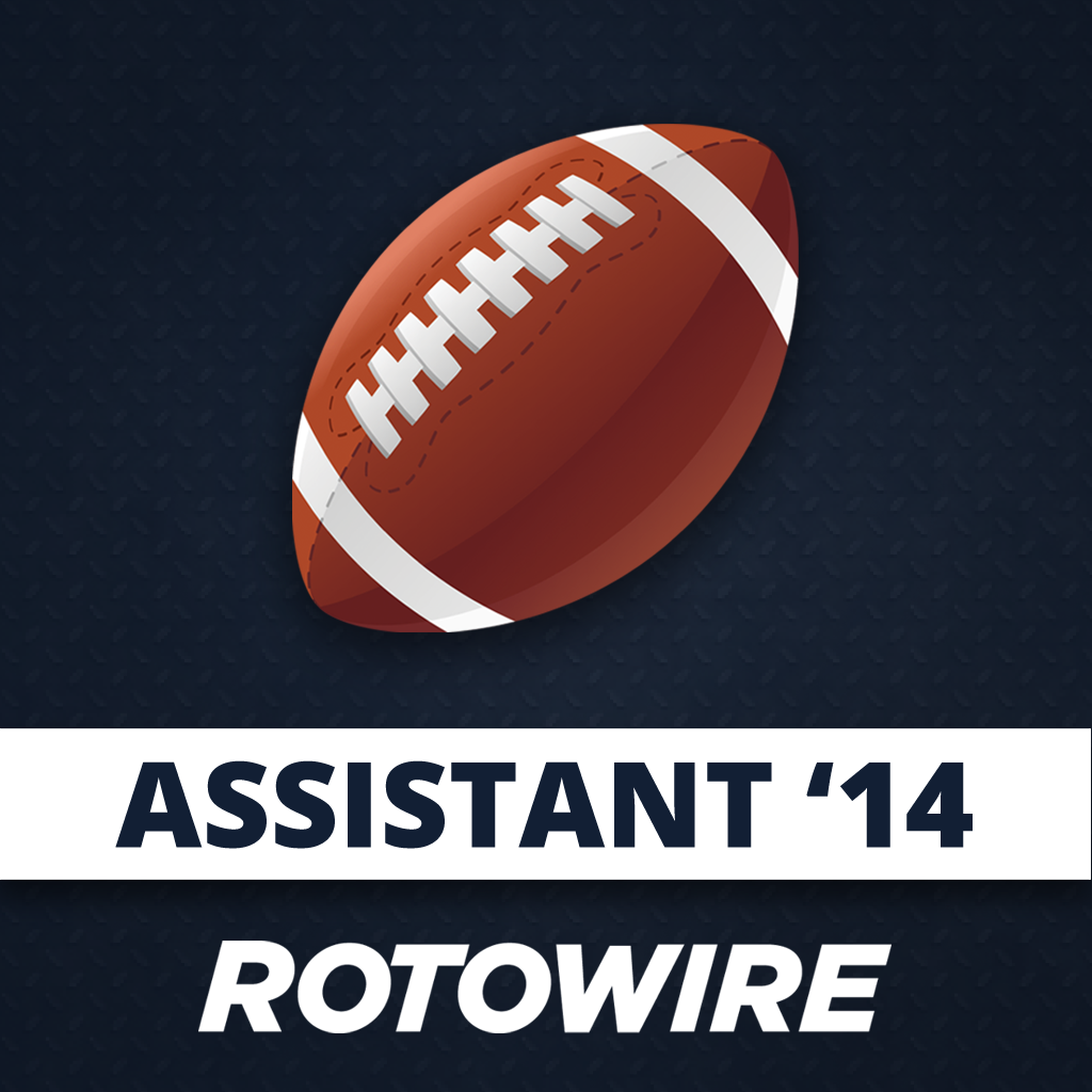 RotoWire Fantasy Football Assistant 2014 icon