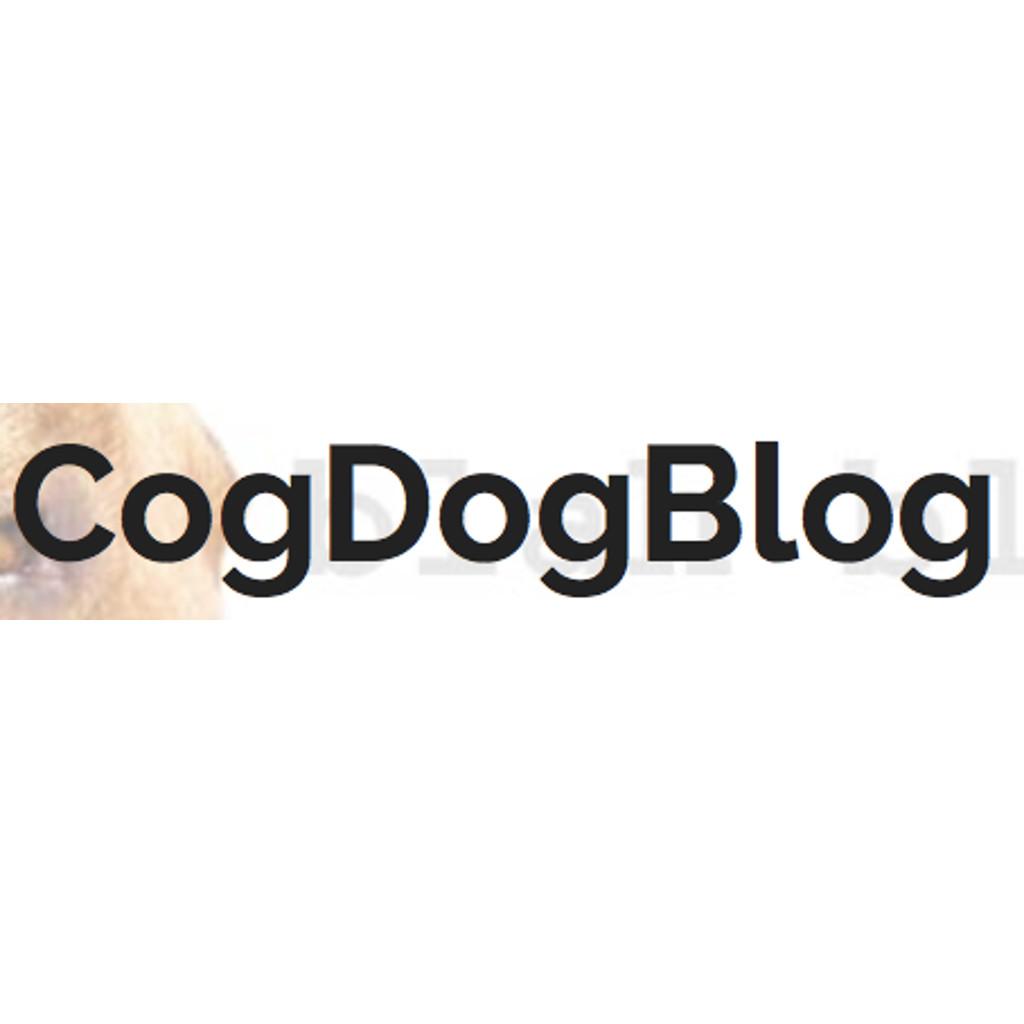 Cog Dog Blog