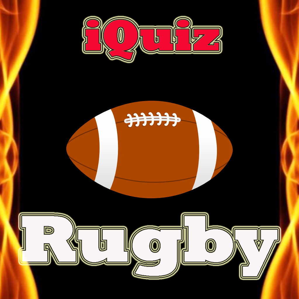 iQuiz for Rugby ( World Cup and League Sport Trivia )