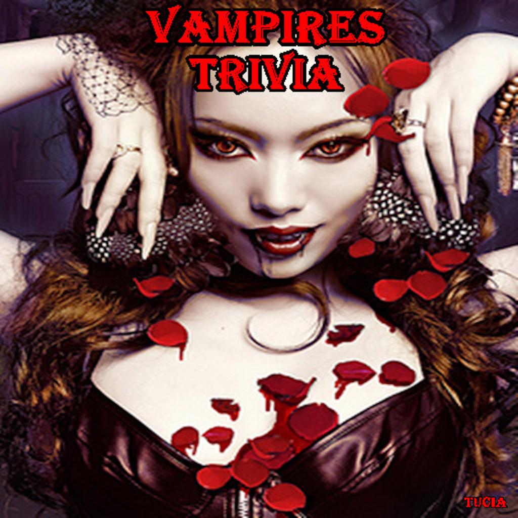 Vampires Trivia - FREE